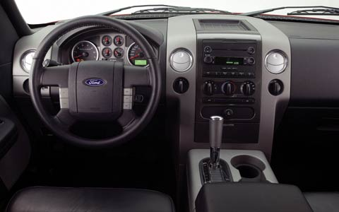 2004 Truck Of The Year Winner 2004 Ford F 150 Motor