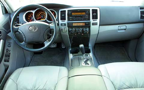 2004 toyota 4runner limited 4x4 v 8 long term introduction truck trend. Black Bedroom Furniture Sets. Home Design Ideas