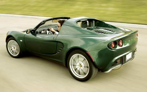 First Test: 2005 Lotus Elise - Motor Trend