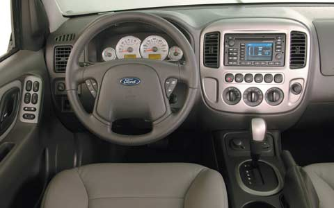 First Drive 2005 Ford Escape Hybrid Motor Trend