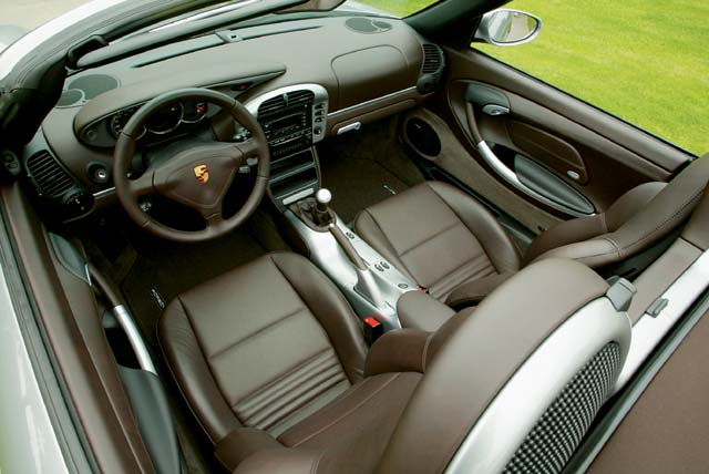 First Drive  2004 Porsche 911 And Boxster S Anniversary