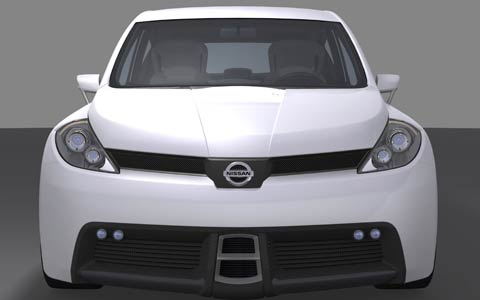 2005 New York Auto Show Debut Nissan Sport Concept Photo Gallery