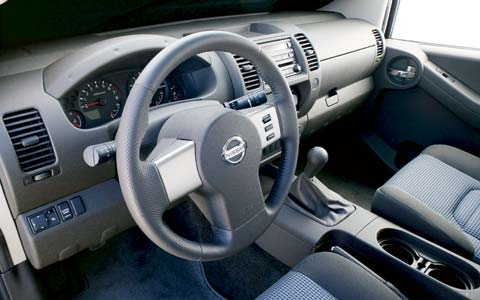 Awesome First Drive: 2005 Nissan Xterra Great Pictures