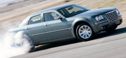2005 chrysler 300c hp