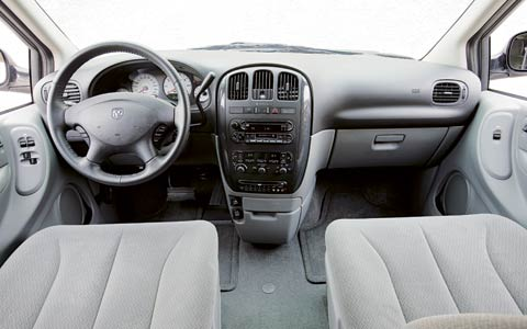2005 Dodge Caravan Interior Auto Guide