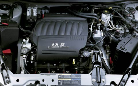2006 Chevrolet Impala SS First Look - Motor Trend