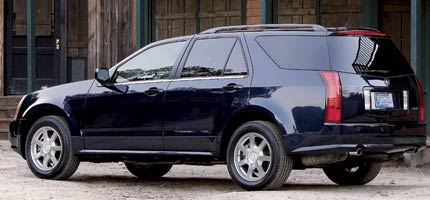 Family Awd Wagons 2005 Cadillac Srx V6 Vs 2005 Dodge