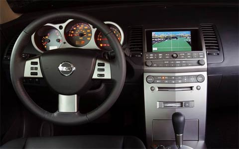 2005 Nissan Maxima Review Motor Trend