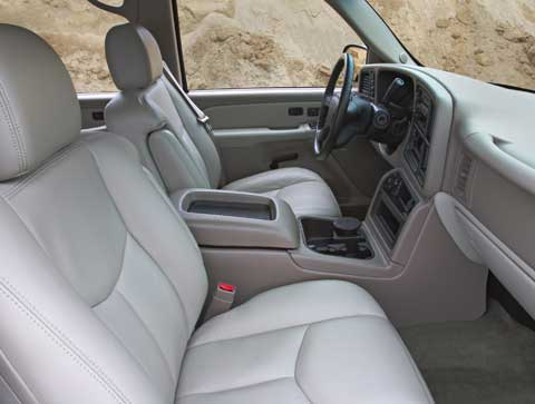 2006 Chevy Suburban Review Motortrend