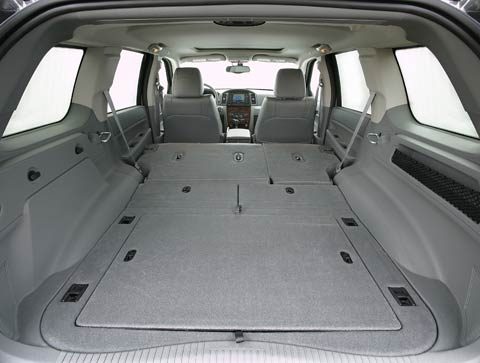 2006 jeep grand cherokee review motor trend. Black Bedroom Furniture Sets. Home Design Ideas