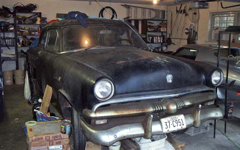 Classic Car Barn Finds Photos Motor Trend Classic