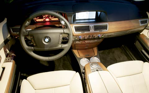 Open Road Acura >> 2005 BMW 750i - First Test - Motor Trend