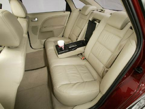 ford five hundred 2006 interior