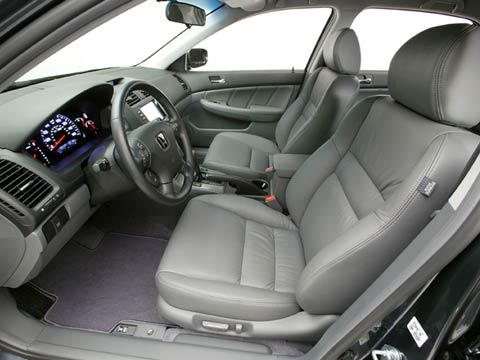 Delightful 2005 Honda Accord Hybrid Review