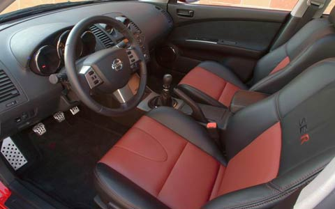 2005 Nissan Altima Review Motor Trend