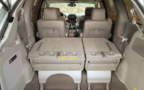 Superb Review: 2005 Toyota Sienna