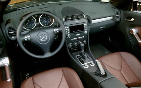 2005 Mercedes Benz Slk350 Review Intellichoice Motortrend
