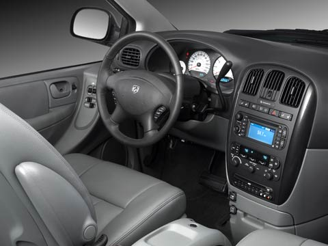 2005 dodge caravan sxt reviews