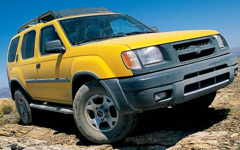 2006 Nissan Xterra - 2006 SUV Of The Year Winner - Motor