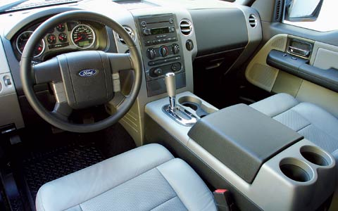 2005 Ford F150 Fx4 >> 2004 Ford F-150 FX4 - Long-Term Test Verdict & Review ...