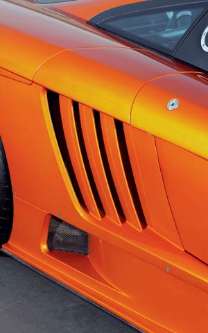 First Test 2007 Saleen S7 Twin Turbo Motor Trend