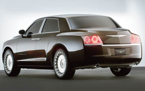 Land Rover Dallas >> Dodge Challenger & Chrysler Imperial - Concept Cars - Motor Trend