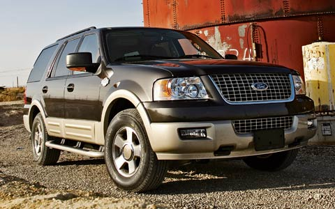 Legends Auto Ranch >> 2007 Chevrolet Tahoe LTZ vs. 2006 Ford Expedition King Ranch - Full Size SUV Comparison - Motor ...