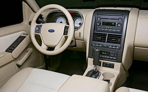 First Drive 2007 Ford Explorer Sport Trac Motor Trend