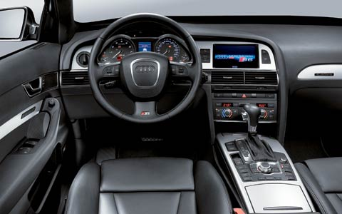First Look 2007 Audi A6 Avant Motortrend