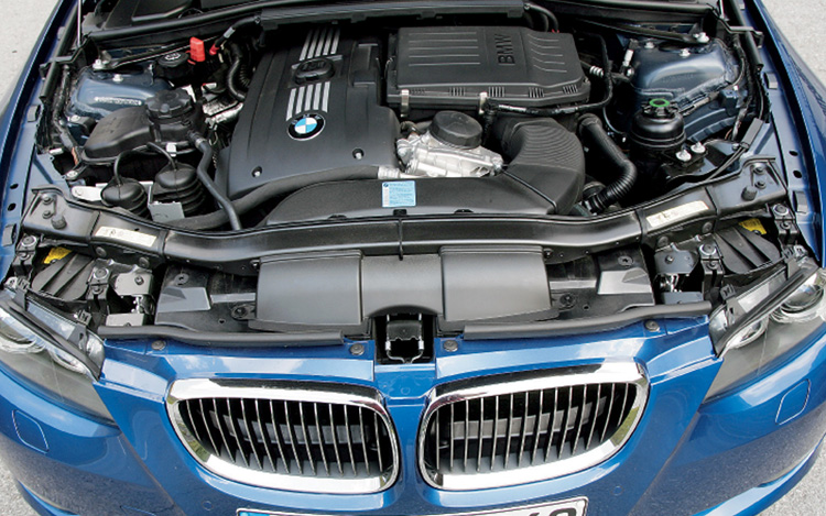 Bmw 328xi 2007 horsepower