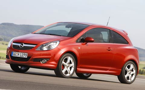 opel corsa small car coming to u s as a saturn auto news motor trend. Black Bedroom Furniture Sets. Home Design Ideas