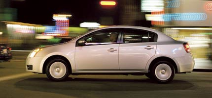 2007 Nissan Sentra Newcomers - Motor Trend