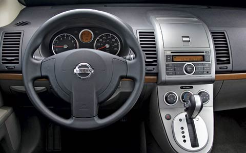 2007 Nissan Sentra First Look Road Test Amp Review Motor