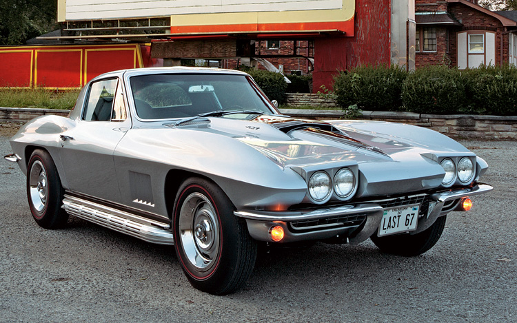 Road Test 1967 Chevrolet Corvette Sting Ray The Caboose Motor Trend