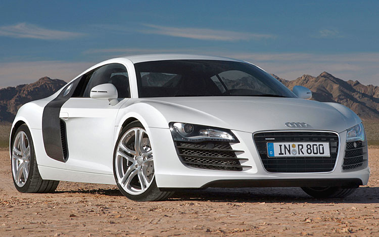 World Exclusive! 2008 Audi R8 first drive - Motor Trend