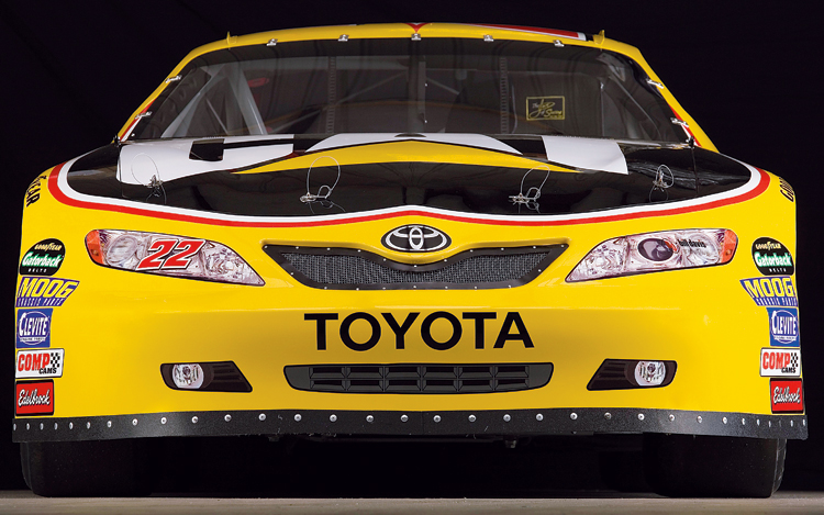 Motorsport Toyota Enters NASCAR