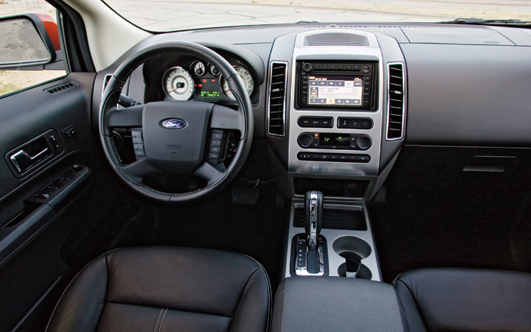 ford edge 2007 sel awd plus suv hyundai interior crossover limited nissan se toyota comparison murano 2006 rating comments momentcar