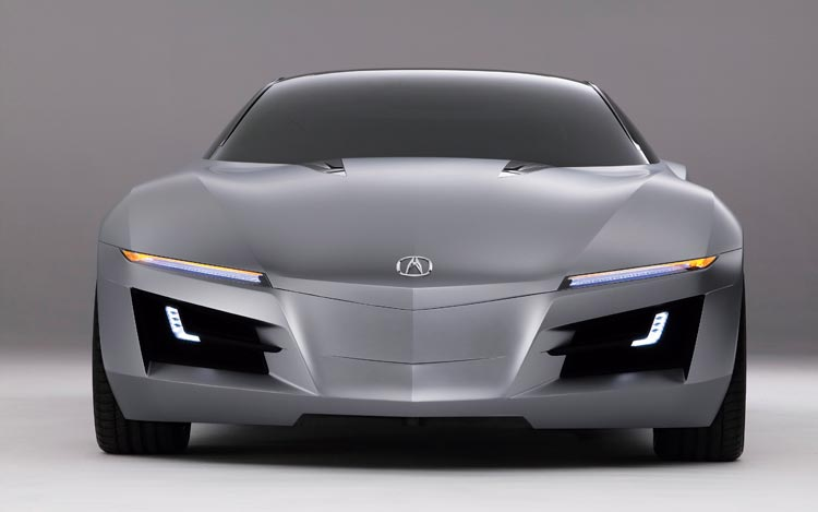 Acura Advanced Sports Car Concept - Concept Vehicles ...
