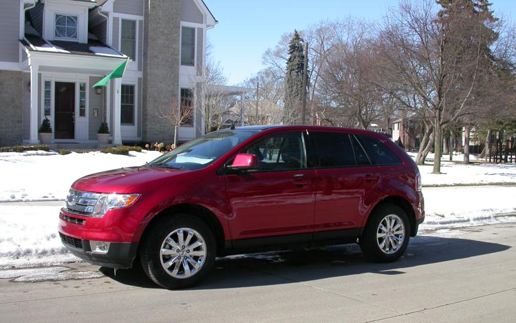 Gmc Acadia Ford Edge Suzuki Xl Comparison