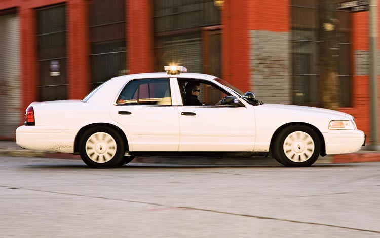 Dodge Charger Vs Chevrolet Impala Vs Ford Crown Victoria Police