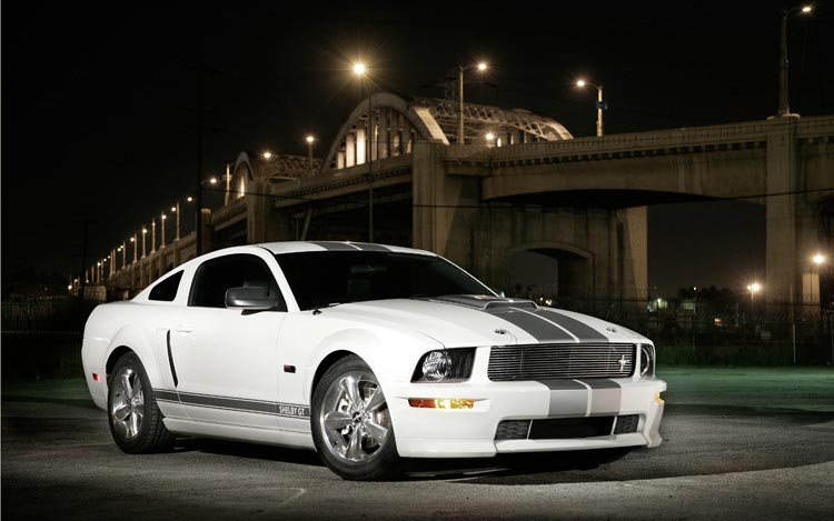 2007 Ford Shelby Gt First Test Road Test Amp Review