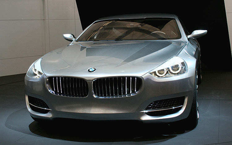 2007 Shanghai: BMW Concept CS Gallery - Motor Trend