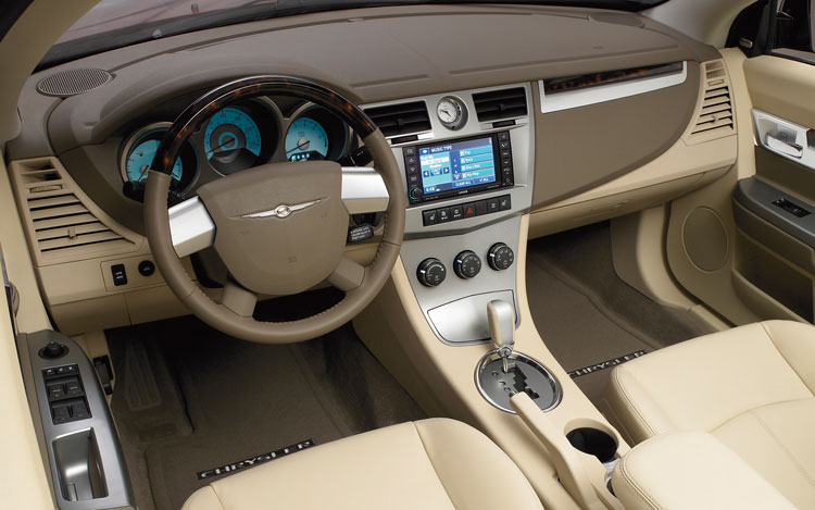 Chrysler sebring 2008 reviews