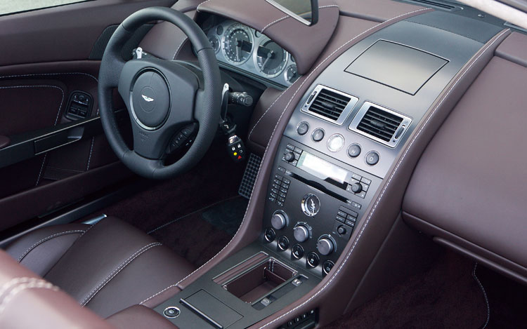 Open Road Bmw >> 2007 Aston Martin V8 Vantage Roadster - First Drive ...