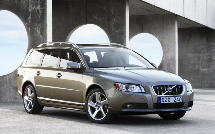 first drive: 2008 volvo v70/xc70 - motortrend