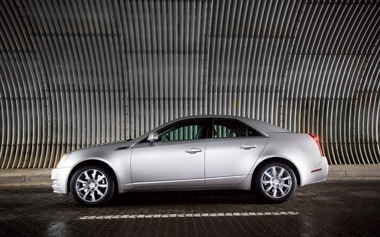 New Chrysler 200 >> 2008 Cadillac CTS - First Drive - Motor Trend