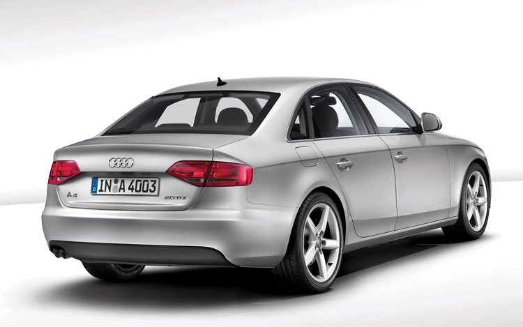 2009 Audi A4 First Look Motor Trend