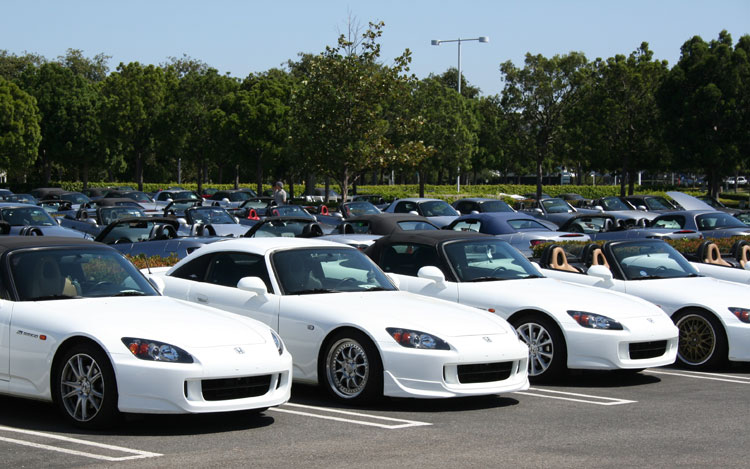 S2000s Come Home Owner Event Celebrates Hondas Venerable Roadster