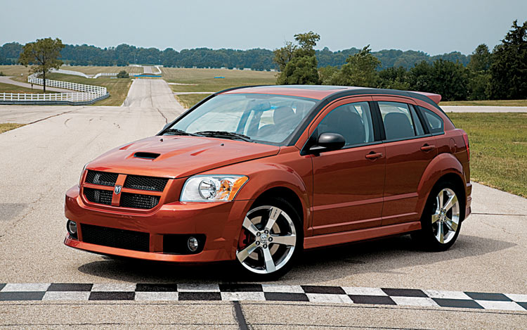 First Drive: 2008 Dodge Caliber SRT-4 - Motor Trend