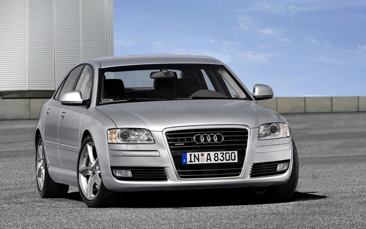 2008 audi a8 newcomers motor trend. Black Bedroom Furniture Sets. Home Design Ideas